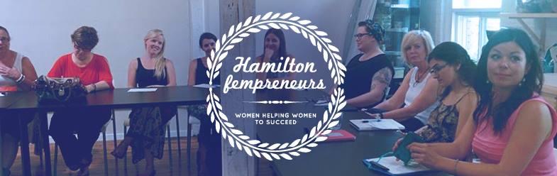Hamilton Fempreneurs Facebook Group